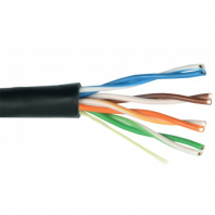 Кабель PLEXUS UTP 4PR 24AWG Cu CAT 5e, OUTDOOR (0.48) 305м